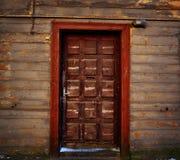 Πόρτες σοκολάτας Στοκ εικόνα με δικαίωμα ελεύθερης χρήσης