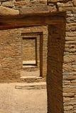 Πόρτες φαραγγιών Chaco Στοκ Φωτογραφία