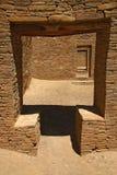 Πόρτες φαραγγιών Chaco Στοκ Εικόνα