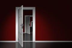 πόρτες Στοκ φωτογραφία με δικαίωμα ελεύθερης χρήσης