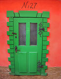 πόρτες Στοκ Εικόνα
