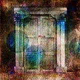 πόρτες διανυσματική απεικόνιση
