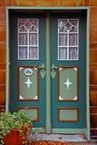 πόρτες fischland Στοκ Φωτογραφίες