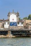 Πόρτο Πορτογαλία Εκκλησία της αδελφοσύνης των ιερών ψυχών και Στοκ φωτογραφία με δικαίωμα ελεύθερης χρήσης