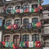Πόρτο Πορτογαλία Η νίκη FC Πόρτο στο εθνικό champio Στοκ φωτογραφία με δικαίωμα ελεύθερης χρήσης