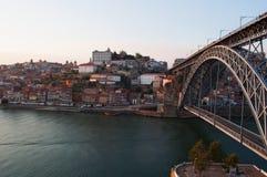 Πόρτο, Πορτογαλία, ιβηρική χερσόνησος, Ευρώπη Στοκ εικόνα με δικαίωμα ελεύθερης χρήσης