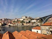 Πόρτο Πορτογαλία Στοκ φωτογραφία με δικαίωμα ελεύθερης χρήσης