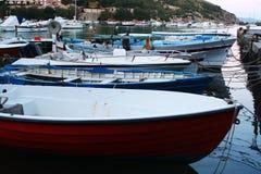 Πόρτο Ercole στην Τοσκάνη στην Ιταλία Στοκ Εικόνα