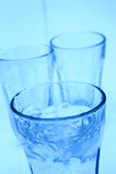 πόσιμο νερό Στοκ Εικόνα