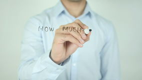 Πόσο κοστίζει; , Γράφοντας στη διαφανή οθόνη φιλμ μικρού μήκους