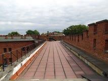 Πόλεις αρχιτεκτονικής της θερινής ημέρας της Ευρώπης Στοκ Εικόνες