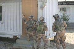 Πόλεμος του Αφγανιστάν Στοκ Εικόνες