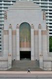 Πόλεμος το αναμνηστικό Χάιντ Παρκ Σίδνεϊ Νότια Νέα Ουαλία Αυστραλία ANZAC Στοκ εικόνα με δικαίωμα ελεύθερης χρήσης