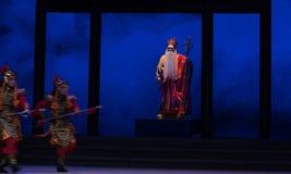"""Πόλης δαίμονας οι κύριος-έκτες υπερχειλίσεις χρυσό λόφος-Kunqu Opera""""Madame άσπρο Snake† νερού πράξεων Στοκ Εικόνες"""