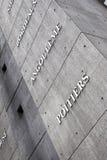 Πόλης ονόματα Στοκ Εικόνα