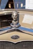 Πόλης φορείο παραθύρων ραπίσματος της Ford της Tan 1931 Στοκ Εικόνες