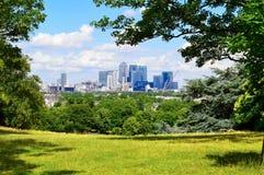 Πόλη †‹â€ ‹του Λονδίνου Στοκ Εικόνες
