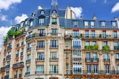 Πόλη, αστική άποψη να ενσωματώσει Paris.France. Στοκ Εικόνα
