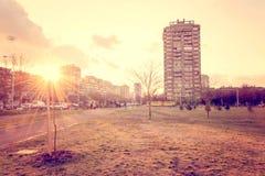 Πόλη Βελιγραδι'ου Στοκ φωτογραφία με δικαίωμα ελεύθερης χρήσης