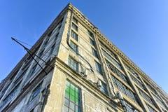 Πόλη βιομηχανίας - Μπρούκλιν Στοκ Εικόνες