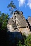 Πόλη βράχου σε Ardspach Στοκ εικόνα με δικαίωμα ελεύθερης χρήσης