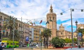 πόλη Ισπανία Βαλέντσια Στοκ φωτογραφίες με δικαίωμα ελεύθερης χρήσης