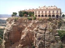 Πόλη Ισπανία της Ronda Στοκ Εικόνα