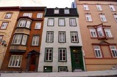 πόλη Κεμπέκ του Καναδά Στοκ Φωτογραφία