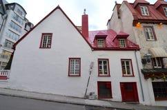 πόλη Κεμπέκ του Καναδά Στοκ φωτογραφία με δικαίωμα ελεύθερης χρήσης