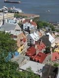 πόλη Κεμπέκ Στοκ εικόνες με δικαίωμα ελεύθερης χρήσης