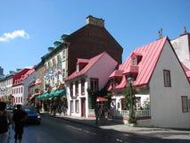 πόλη Κεμπέκ Στοκ Φωτογραφίες