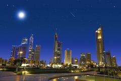 πόλη Κουβέιτ στοκ φωτογραφίες