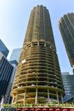 Πόλη μαρινών - Σικάγο στοκ φωτογραφία με δικαίωμα ελεύθερης χρήσης