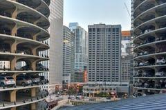 Πόλη μαρινών - Σικάγο στοκ εικόνες