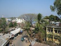 Πόλη Μπανγκλαντές Rangamati στοκ φωτογραφία