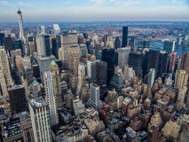 πόλη Νέα Υόρκη Στοκ Εικόνα