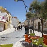 Πόλη Πορτογαλία διακοπών του Αλγκάρβε Στοκ φωτογραφία με δικαίωμα ελεύθερης χρήσης