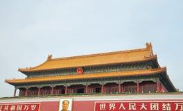 πόλη που απαγορεύουν Πεκίνο Κίνα στοκ φωτογραφίες