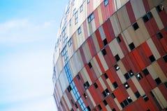 Πόλη ποδοσφαίρου του Γιοχάνεσμπουργκ Στοκ φωτογραφία με δικαίωμα ελεύθερης χρήσης