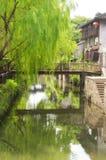 Πόλη Σαγκάη Fengjing Στοκ φωτογραφία με δικαίωμα ελεύθερης χρήσης