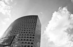 πόλη σύγχρονη Στοκ εικόνα με δικαίωμα ελεύθερης χρήσης