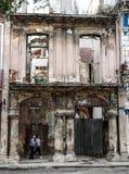Πόλη της Αβάνας Κούβα Στοκ Εικόνες