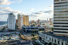 Πόλη της Αβάνας Κούβα Στοκ φωτογραφία με δικαίωμα ελεύθερης χρήσης