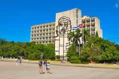Πόλη της Αβάνας, Κούβα Στοκ Εικόνες