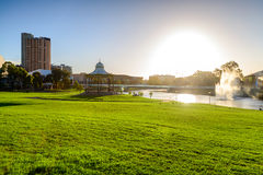 Πόλη της Αδελαΐδα, Νότια Αυστραλία Στοκ φωτογραφίες με δικαίωμα ελεύθερης χρήσης