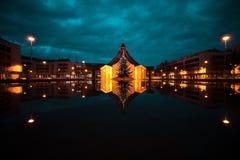 Πόλη της Βίλα Ρεάλ Στοκ Εικόνες