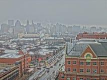 Πόλη της Βαλτιμόρης Στοκ φωτογραφία με δικαίωμα ελεύθερης χρήσης