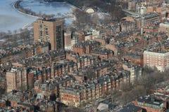 Πόλη της Βοστώνης Στοκ Φωτογραφίες