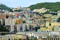 Πόλη της Γένοβας, Ιταλία Στοκ Φωτογραφίες