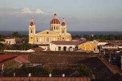 Πόλη της Γρανάδας στοκ εικόνες με δικαίωμα ελεύθερης χρήσης